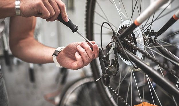 Bike Parking & Repair
