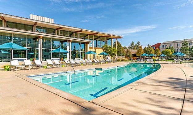 Heated Lap Pool & Spa