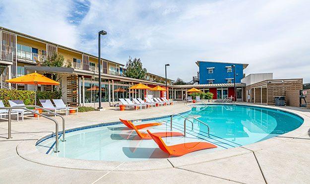 Resort-Style Pools